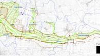Parco Locale di Interesse Sovracomunale di 13 comuni nella media valle del Po in Provincia di Pavia