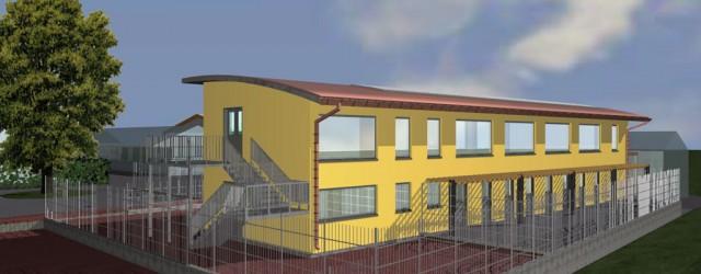 Intervento di nuova costruzione di una pensione per piccoli animali cani e gatti a Limbate (MB)