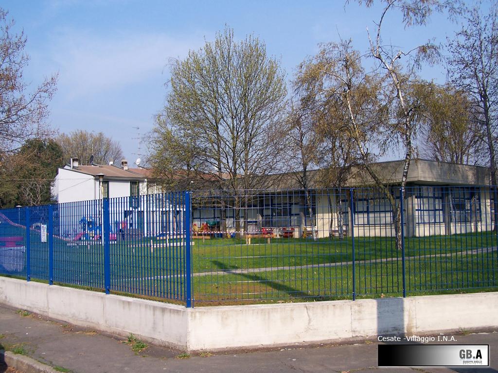 Scuola materna villaggio i n a casa for Asilo in casa