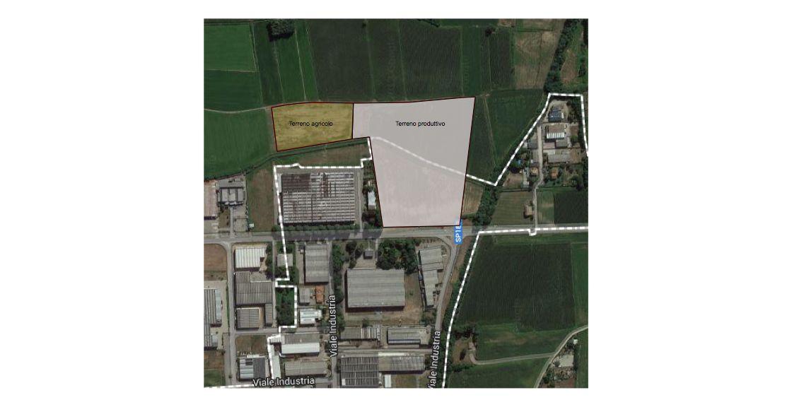 Vendita di terreni edificabili con destinazione produttiva for Destinazione casa