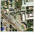 Privato vende un terreno edificabile ad uso residenza con progetto esecutivo rilasciato per la realizzazione di 1 palazzina, per un totale di 18 alloggi e 38 box Dove : Garbagnate...
