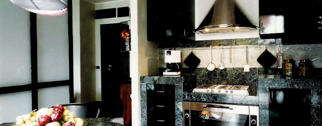 Opere interne e arredamento di un appartamento in via Ghiringhelli a Cesate (MI)