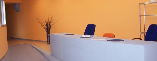 Progetto e direzione lavori di ristrutturazione di uffici direzionali in via Quasimodo a Legnano (MI)