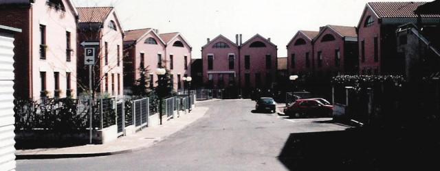Intervento di nuova costruzione di un complesso residenziale a Solaro (MI)
